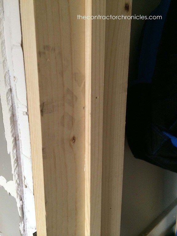 Building A Door Frame Jamb Just In Case Building A Door Doors