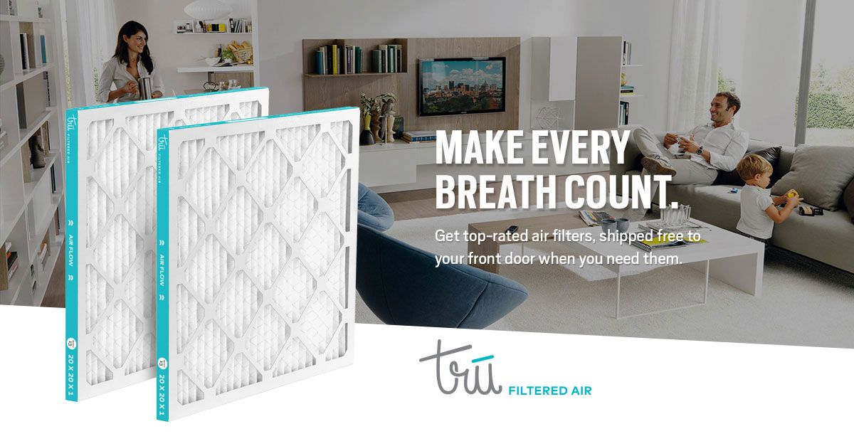 Get toprated air filters shipped free to your front door