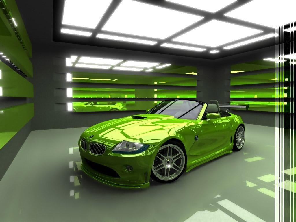 Lime Green Jell O Bmw 8209 Z4 Bmw Z4 Melhores Carros De Luxo