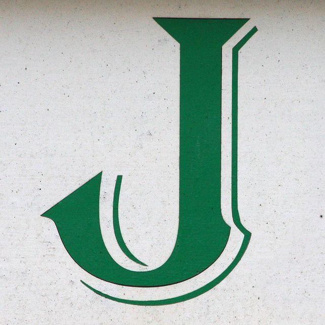 Letter J Creative Lettering Alphabet Style Graphic Design Class
