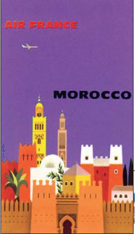 #yearofpattern june moroccan inspired