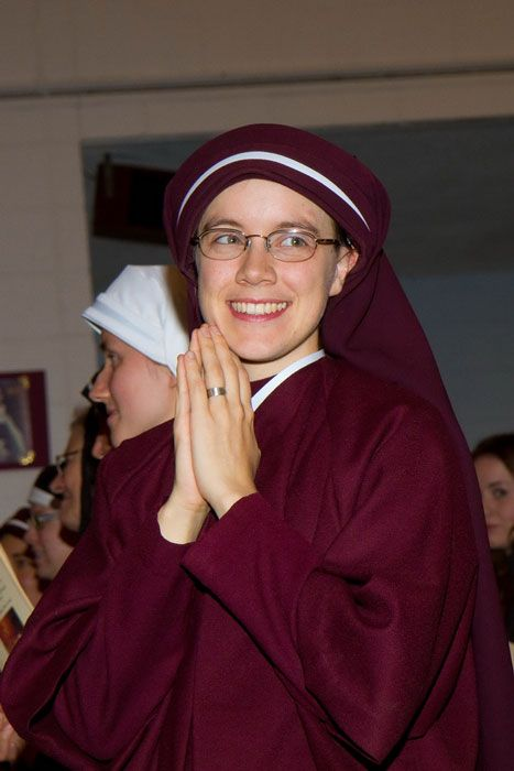Sr. Catherine Sisters in Jesus the Lord