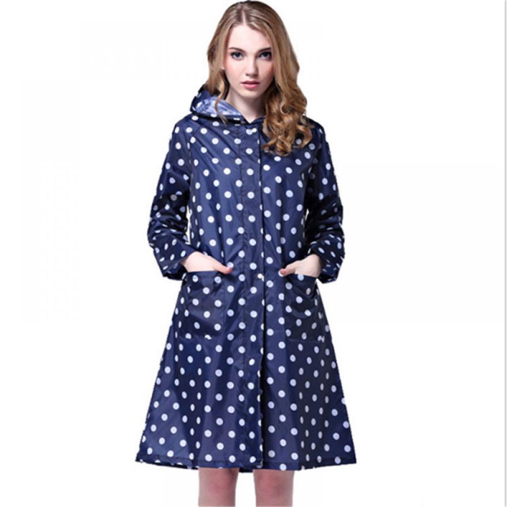 Womens Polka Dot Raincoat Price $ 21.76 amp FREE Shipping