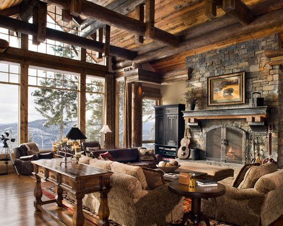 Rustic Elegance Home Design Ideas Pictures Remodel And Decor