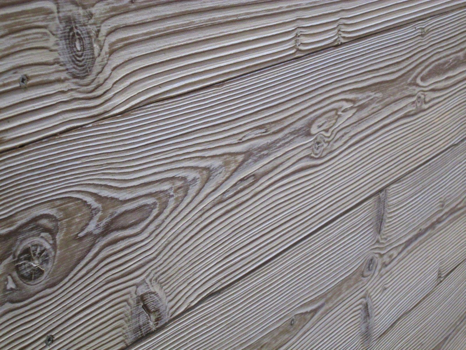 Parlando di legno... : Particolare decapato bianco | Wood decor home ...