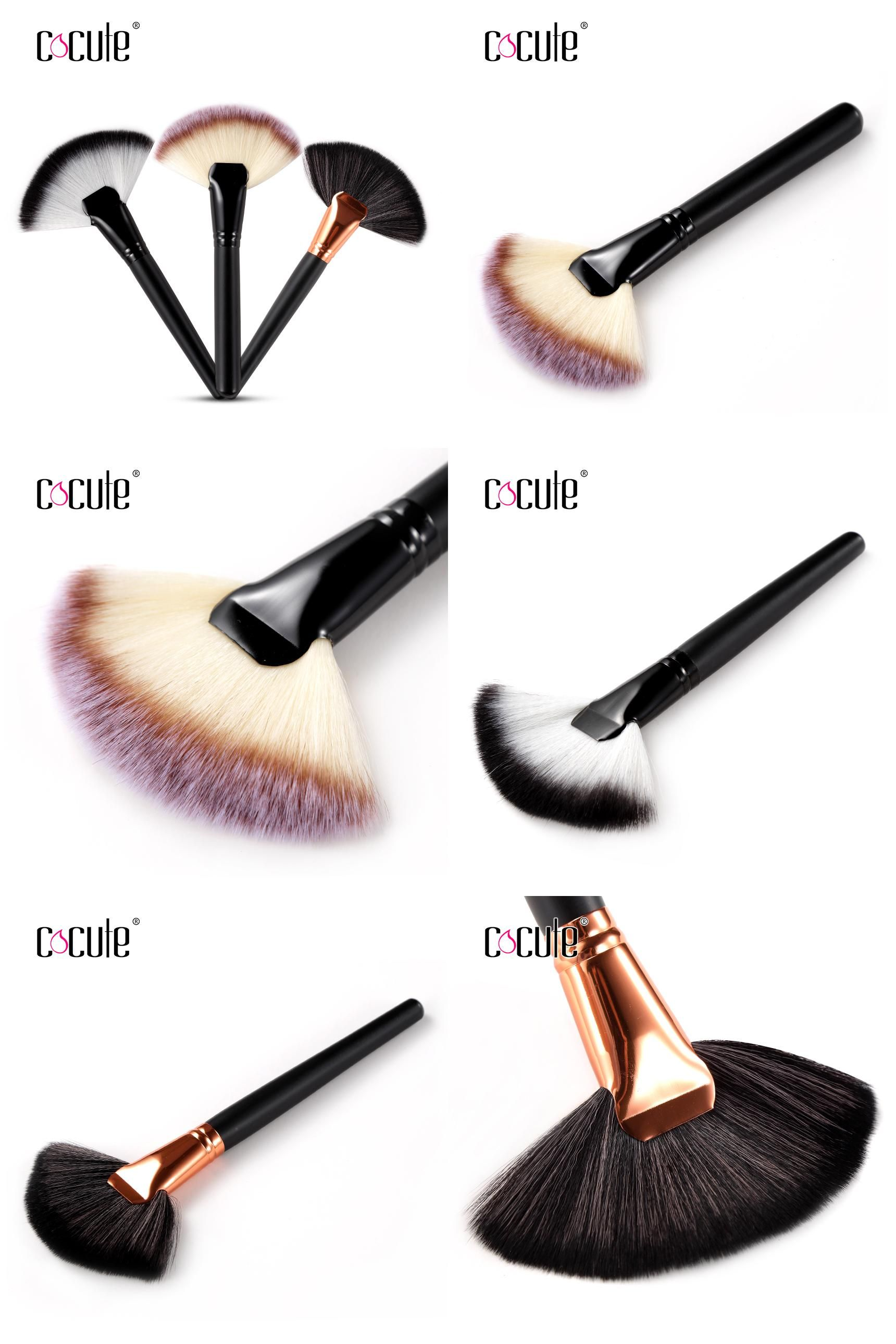 [Visit to Buy] Very Big Beauty Powder Brush Makeup Brushes