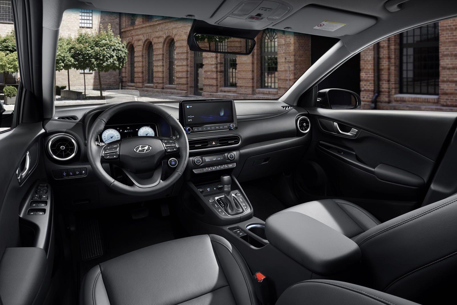 41+ Hyundai kona 2020 interior trends