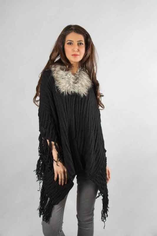 c7e7b6cf32bc best black wool latest winter sweater designs 2017 for pakistani girls