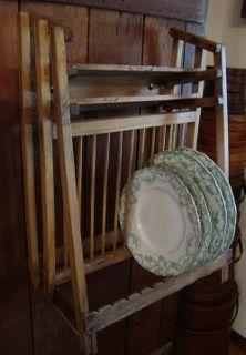 antique plate racks antique plates