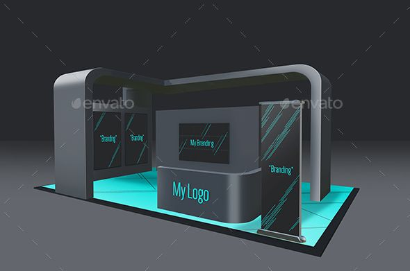 Exhibition Stand Mockup : Vector exhibition stand booth mockup buy photos ap images