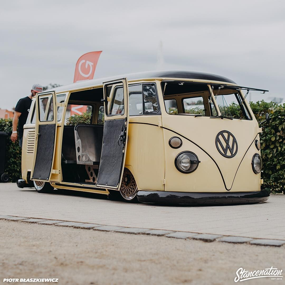 Who Else Can Appreciate This Photo By Jlz1photo Stancenation Classic Volkswagen Vw Bus Vw Camper