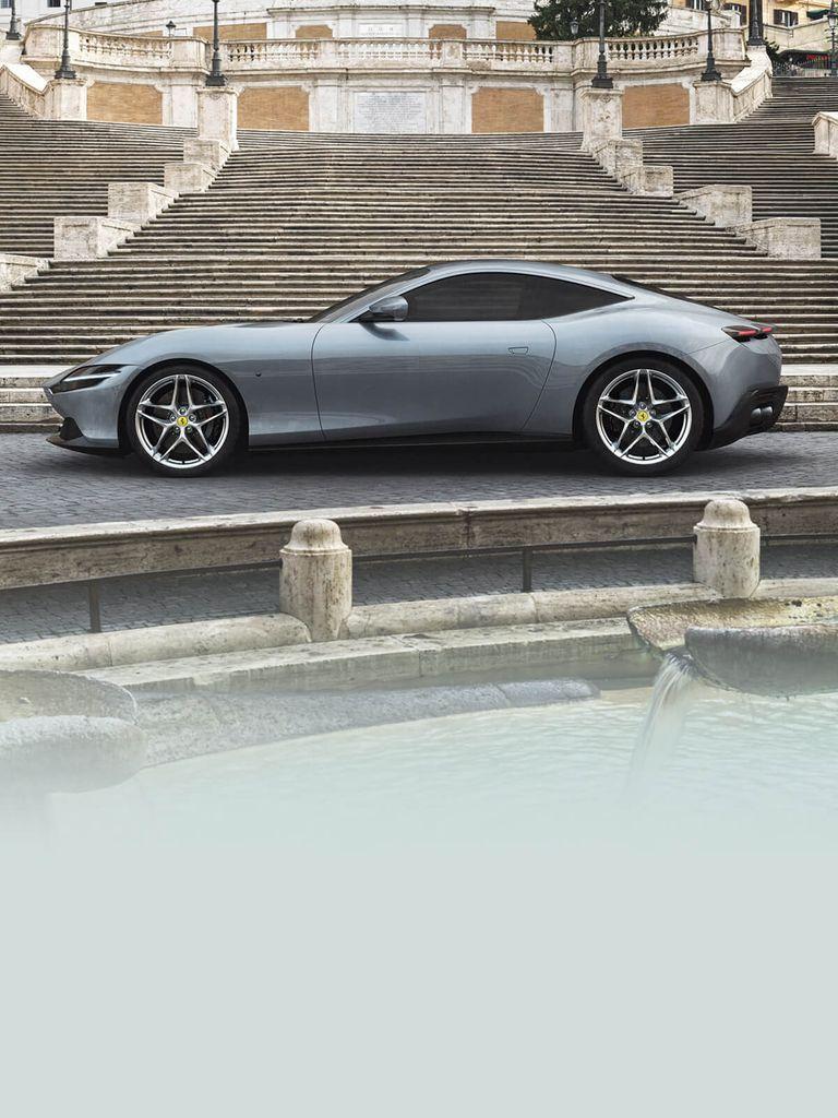 Ferrari Roma, la nuova Dolce Vita - Ferrari.com