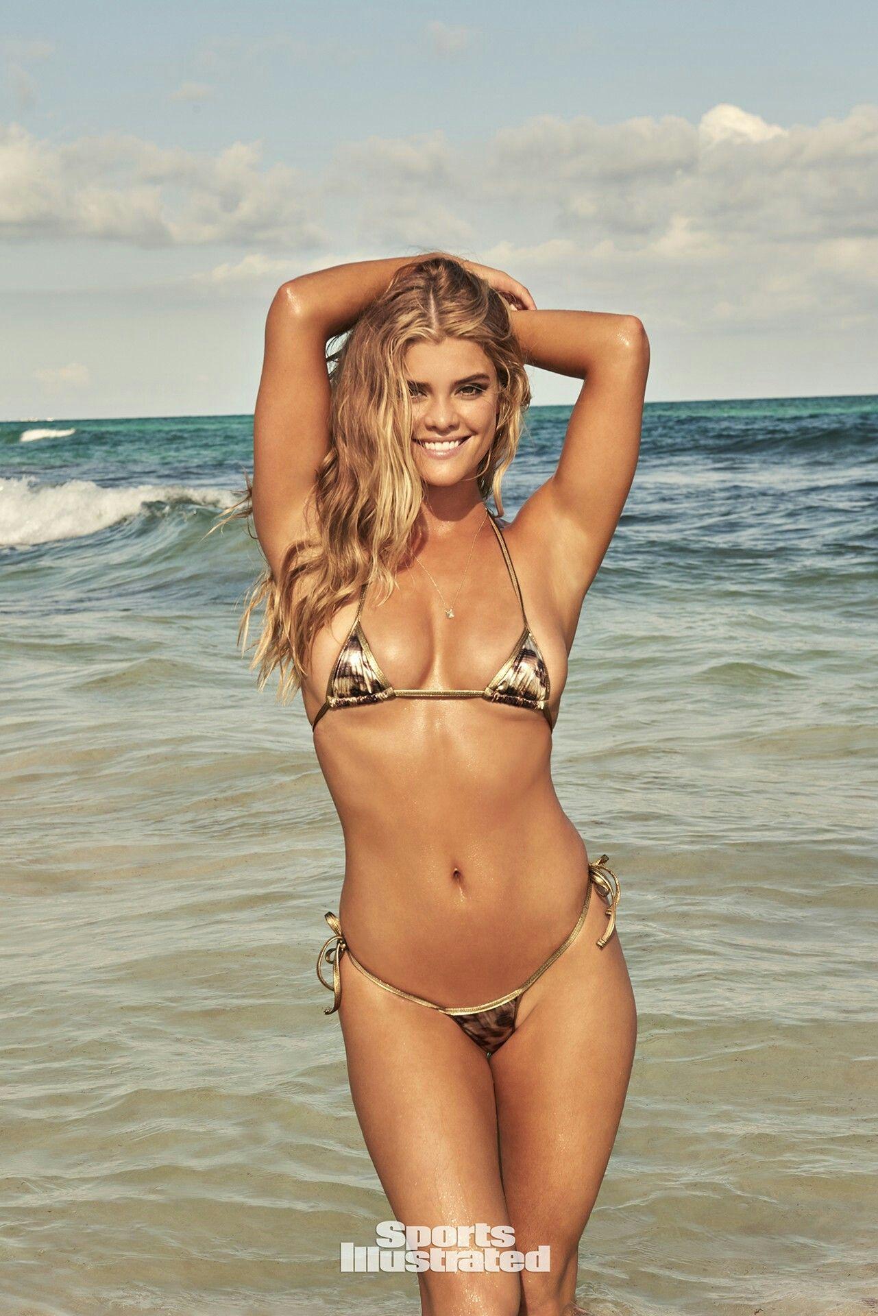 94f6dc9de9056 Nina Agdal - Sports Illustrated Swimsuit Issue 2017 | Nina Agdal ...