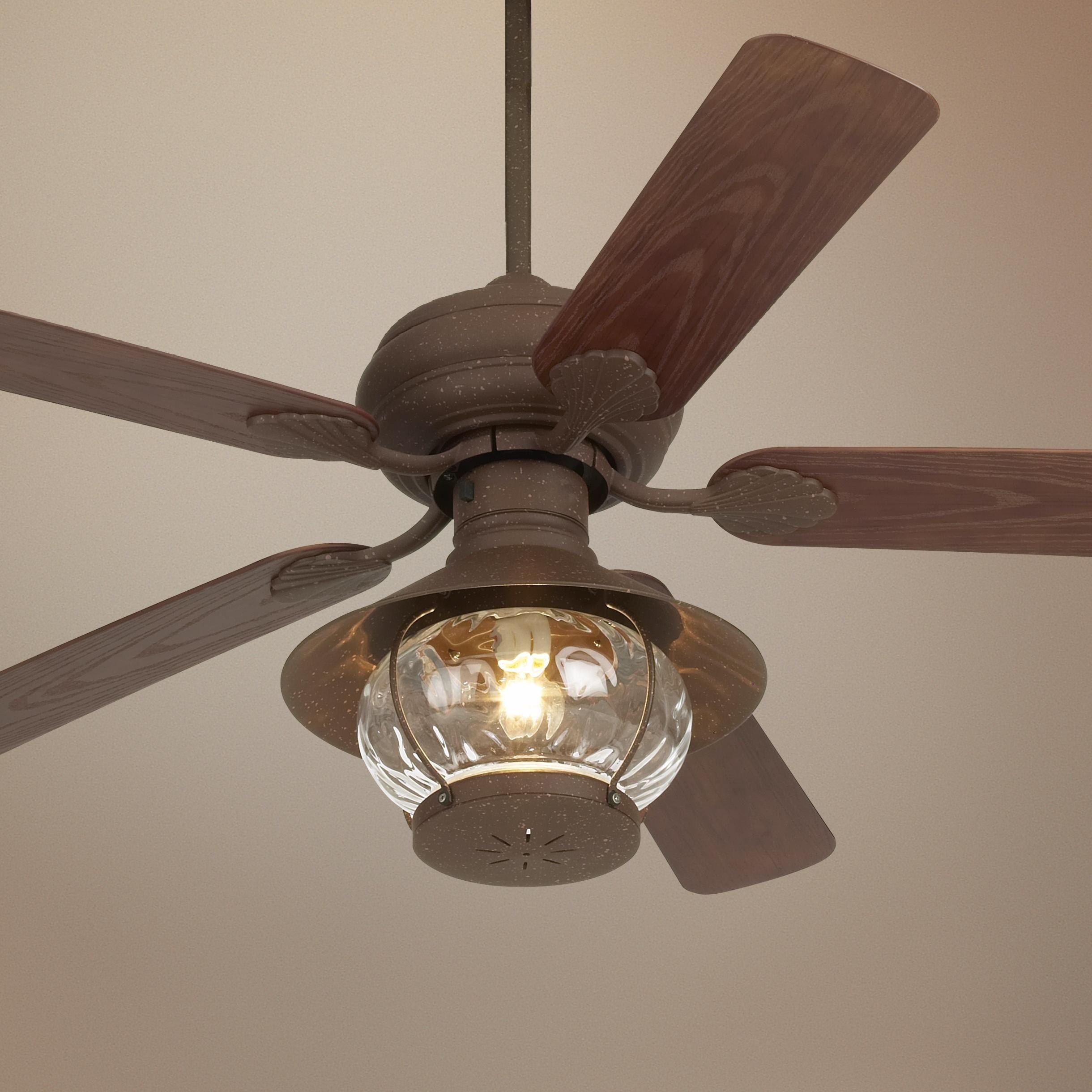 52 Casa Vieja Rustic Indoor Outdoor Ceiling Fan Gift