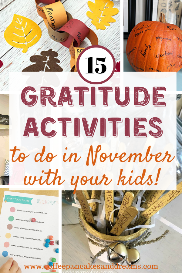 Thanksgiving Gratitude Activities To Do With Kids In 2020 Gratitude Activities Fun Family Activities Thanksgiving Gratitude