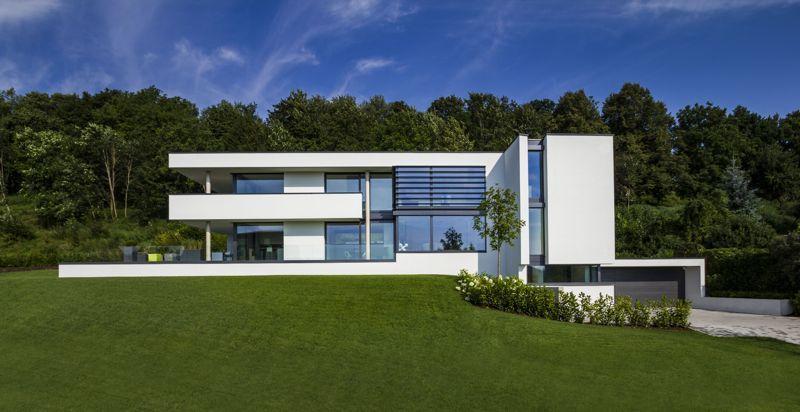 Bauhaus garten google zoeken huizen pinterest for Moderne architektur wohnhaus