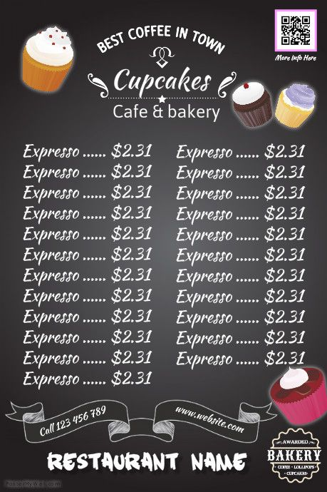Bake sale poster with a blackboard background http\/\/www - for sale poster template