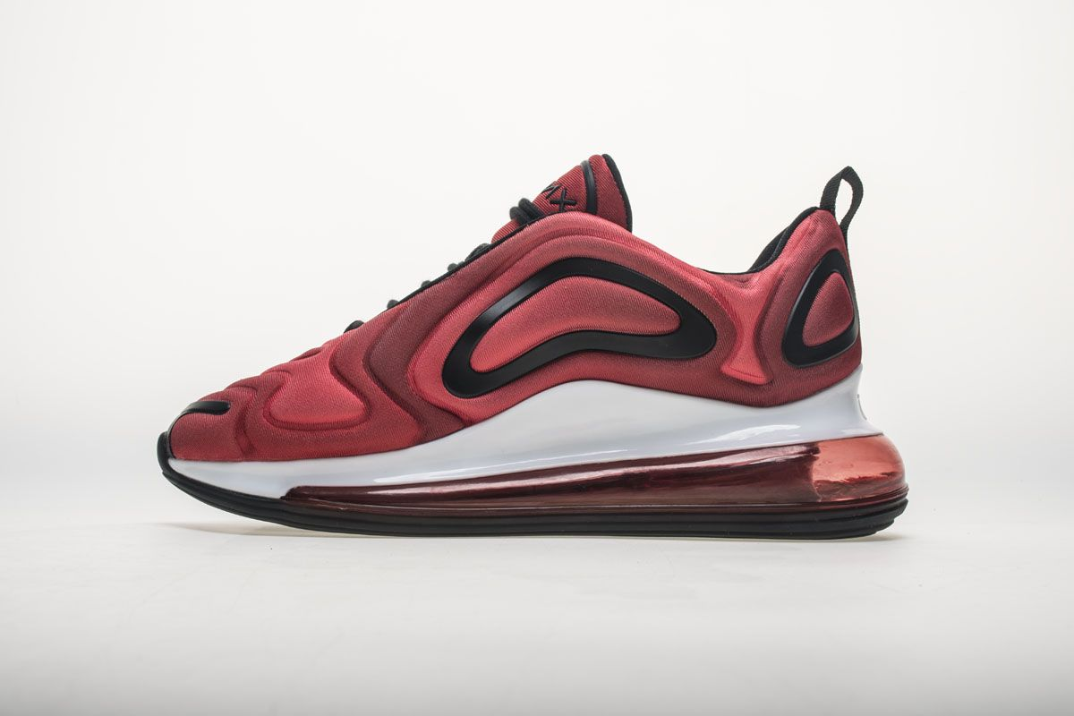 94674571b27 Nike Air Max 720 AR9293-600 Wine Red Black Shoes2