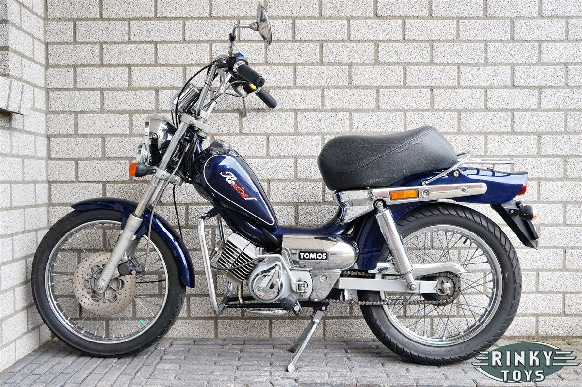 Tomos Revival - origineel | Tomos moped | Tomos moped