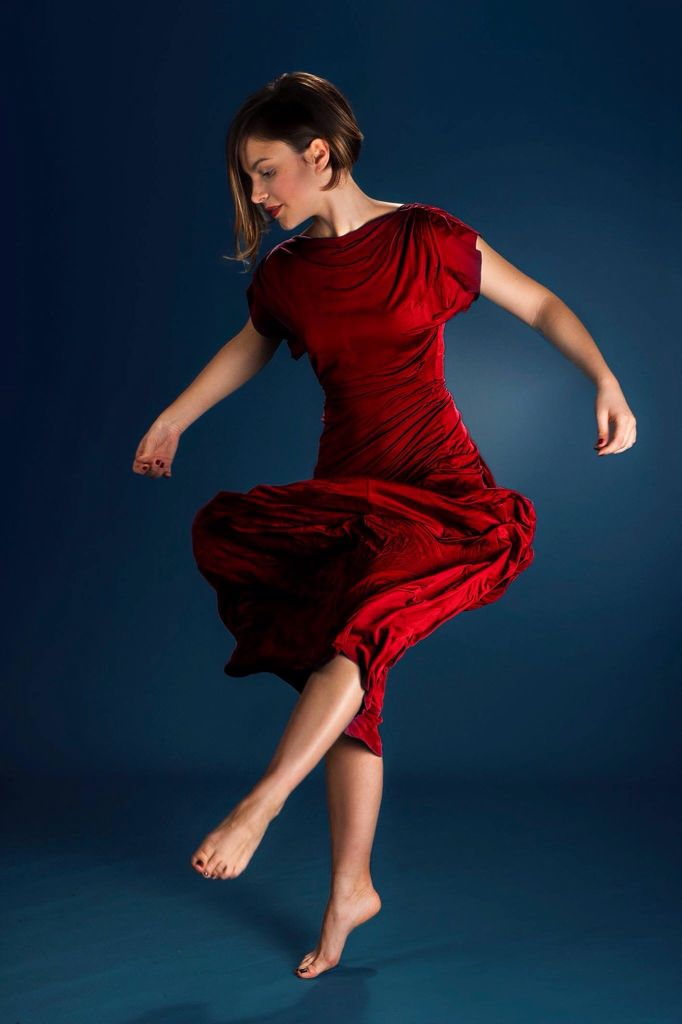 Ph: Camilla Rasori #photo #shooting #trying #dance #red #power #moving #love