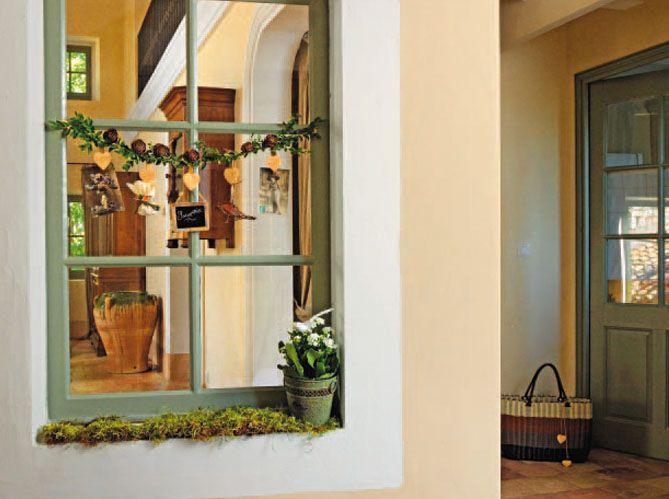 Les fenêtres et portes-fenêtres du0027intérieur permettent, pour les - decoration pour porte d interieur