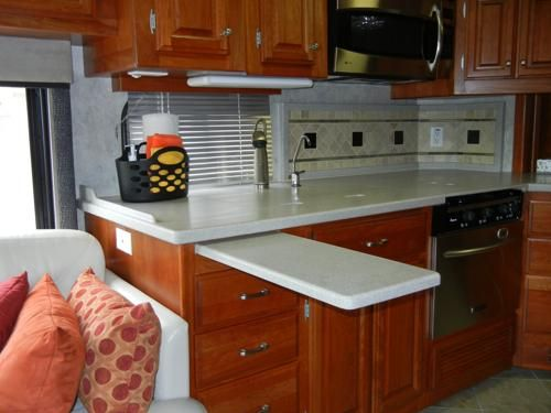 Kitchen Counter Extension 6 The Awesome Web RV Countertop Extension