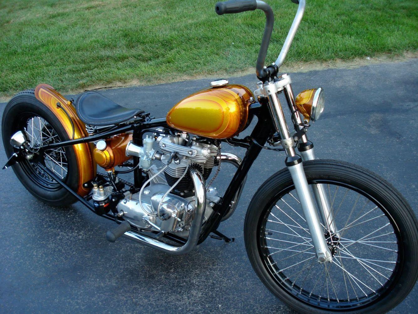 Pin auf Motorräder