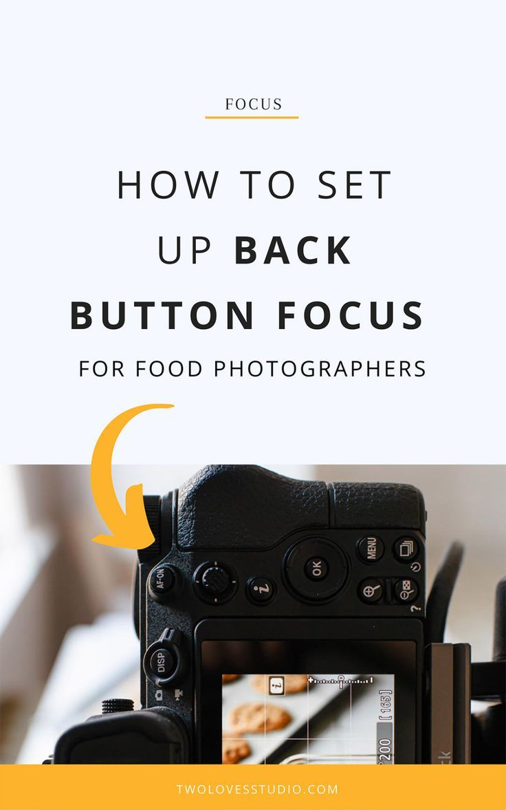 Setting up back button focus can help you get control over when your camera focuses and when it doesn't. Learn how and why it's a game-changer. #twolovesstudio #beautifulcuisine #foodbloggerpro #foodphotography #learnfoodphotography #foodblogger #learnphotography #foodstyling #lightingtips #naturallight #focustips #photographytips