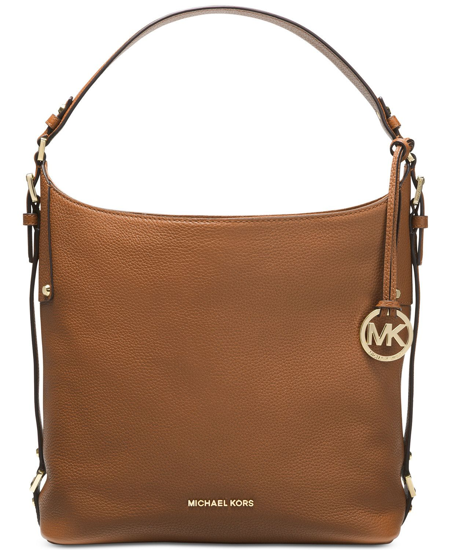 886b5a663540 MICHAEL Michael Kors Bedford Belted Large Shoulder Bag   macys.com ...