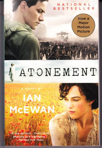 Atonement A Novel Ian Mcewan 9780385721790 Amazon Com Books Ian Mcewan Livre Telechargement