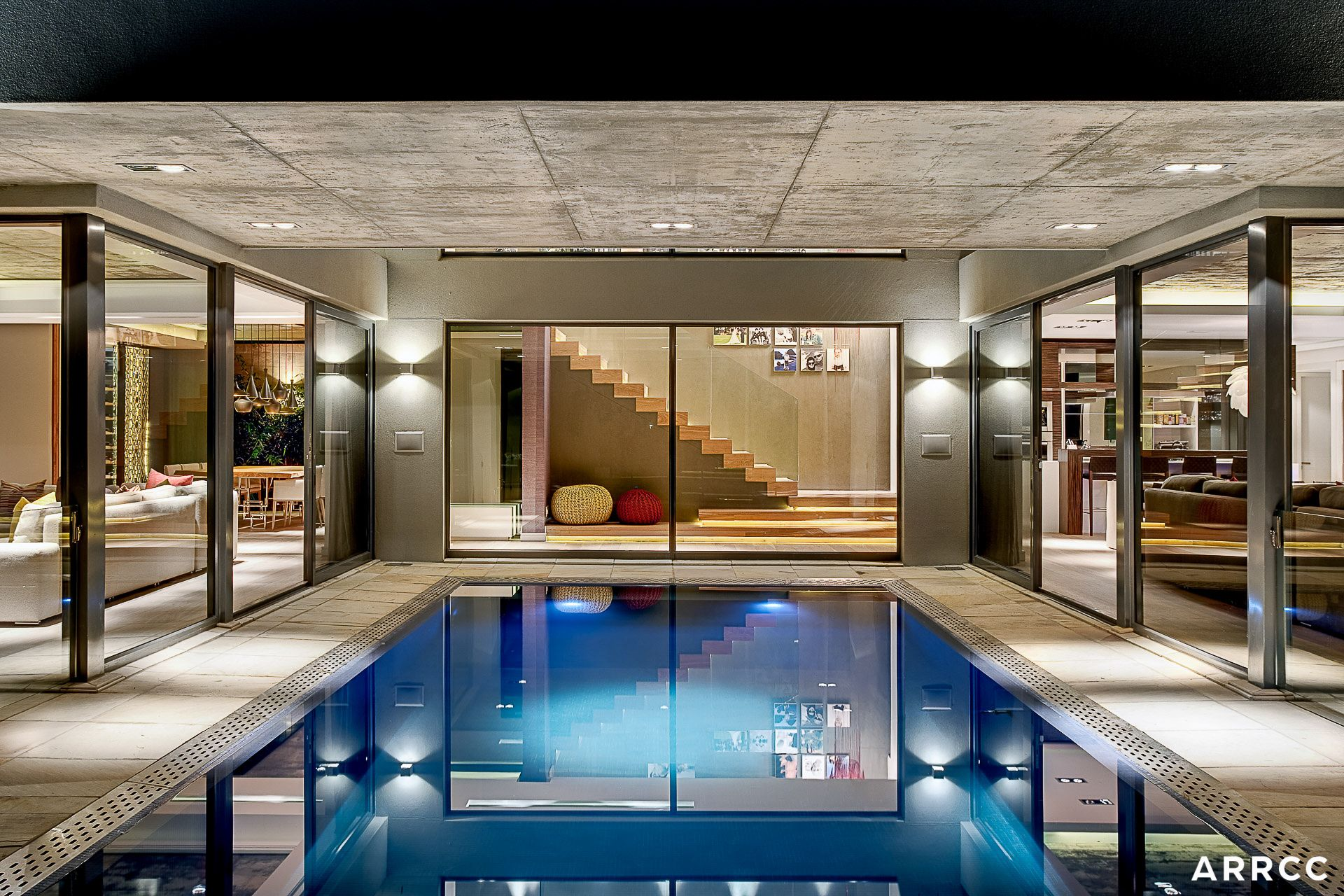 101 Outstanding Indoor Pool Design For Modern House   Coo Architecture