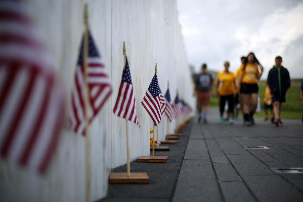 Chime tower is voice for Flight 93 passengers killed on 9