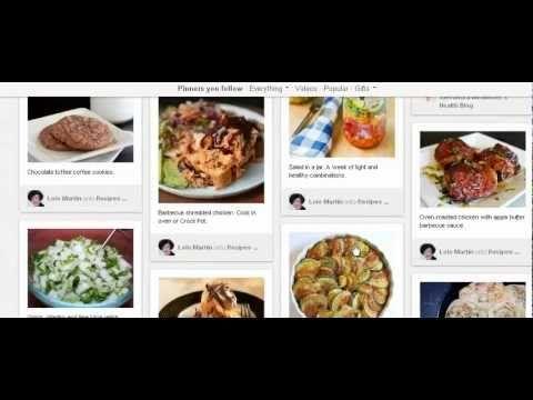 Pinterest Tutorial Video: Using Pinterest for Affiliate Marketing | Pint...by Ronda Del Boccio