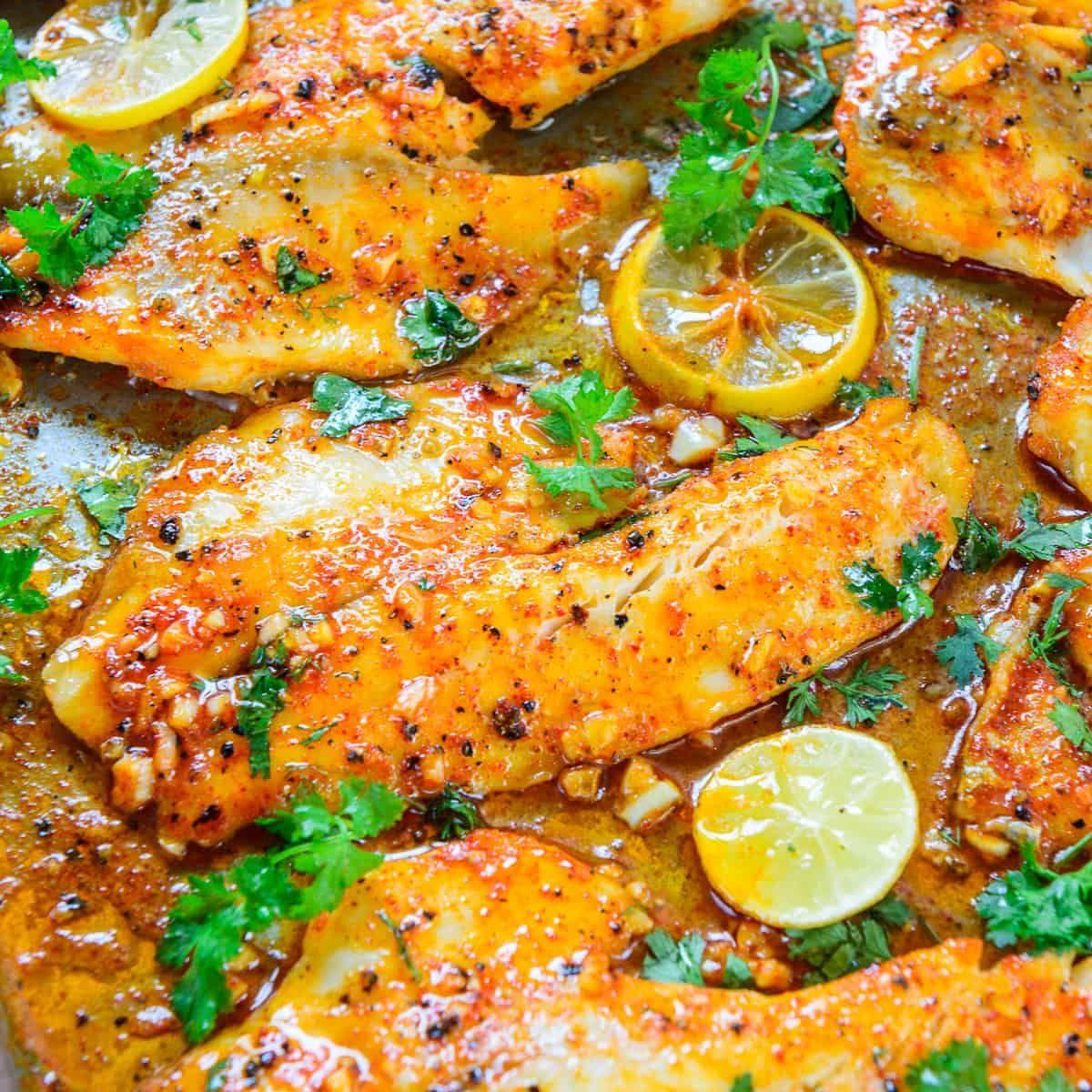 Baked Tilapia Fish In 2020 Baked Tilapia Recipes Baked Tilapia Fillets Tilapia Recipes