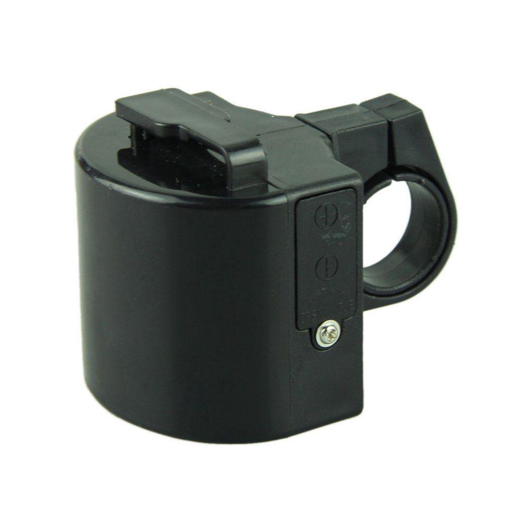 Black Metal /& Plastic Ring Handlebar Bell Sound for Bike Bicycle Cycling Alarm