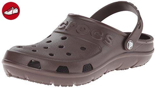 Winter Clog, Unisex - Erwachsene Clogs, Blau (Navy/Charcoal), 42/43 EU Crocs