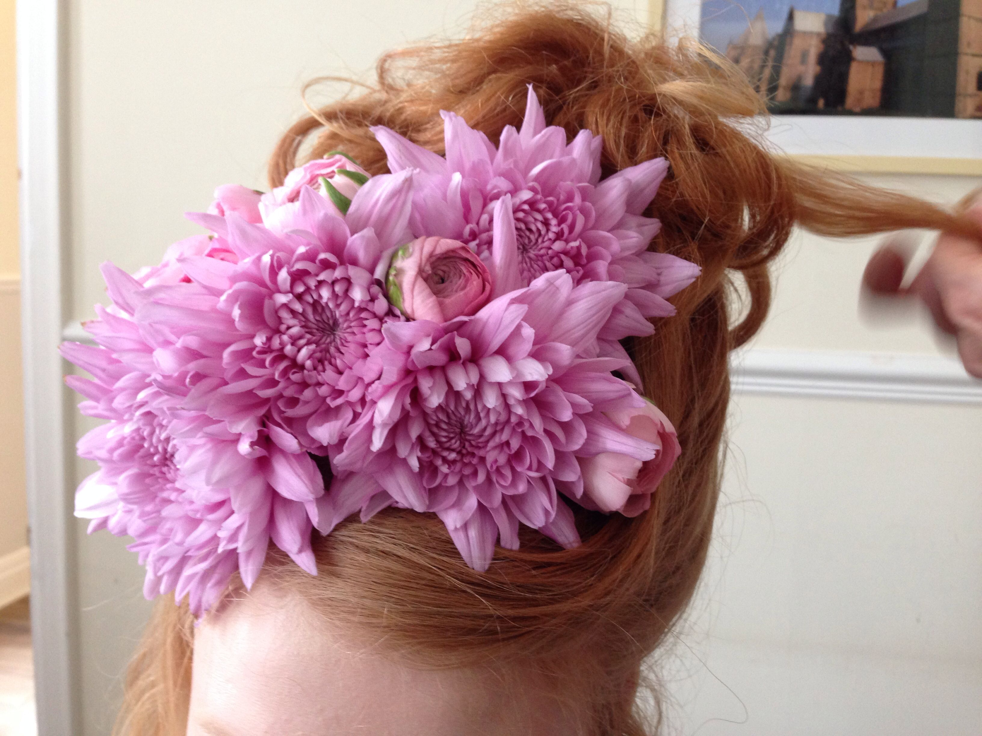 Bold and beautiful hair flowers mrs umbels circlets bold and beautiful hair flowers mrs umbels izmirmasajfo Gallery
