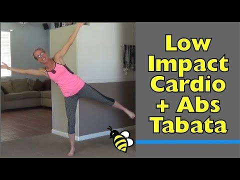 High Cardio Low Impact Workout