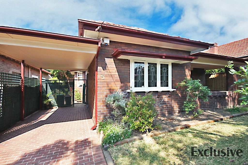 Five Dock 3 bed renovated family home House property