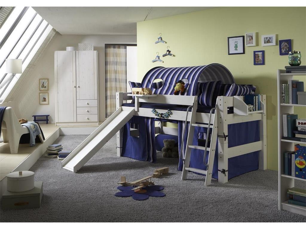 Vorhang Etagenbett Kinder : Bett vorhang hochbett herrlich spielbett kinderbett