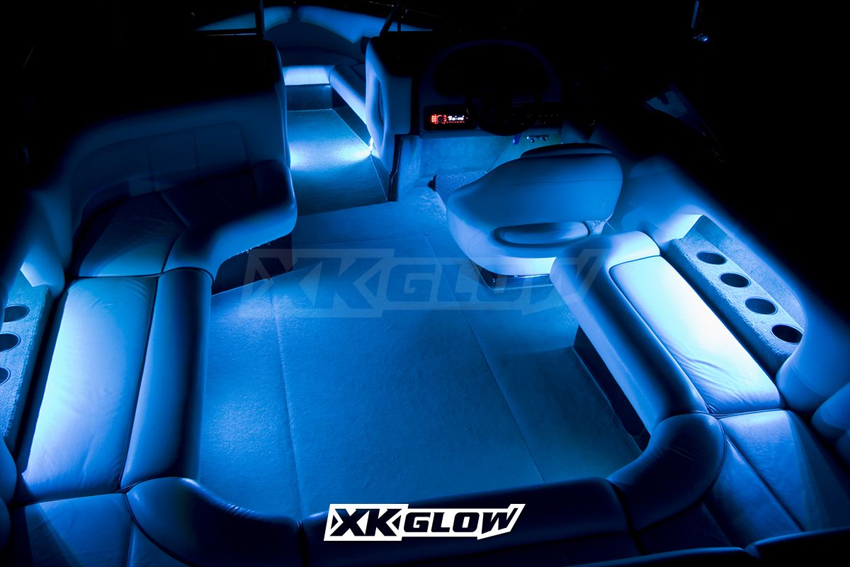 Pin by XKGLOW on Boat | Led boat lights, Interior lighting ...