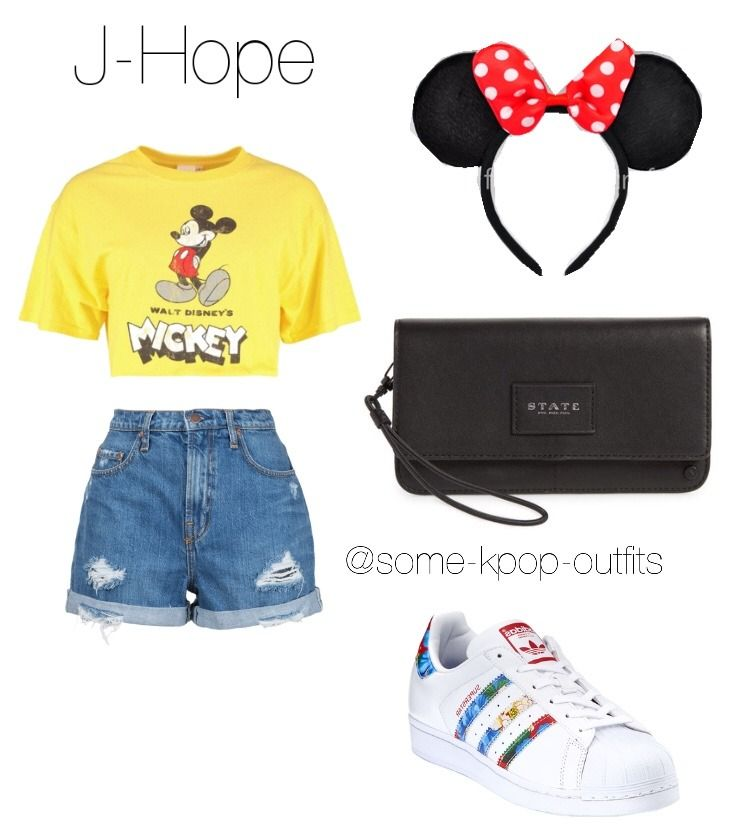 Disney World With Bts Bts Inspired Outfits Anime Inspired Outfits Disney Outfits