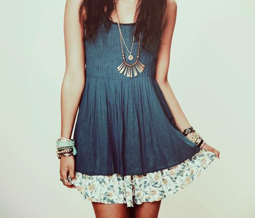 Blue dress tumblr login   Fashion dresses lab