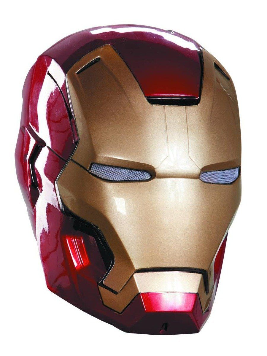 Iron Man Helm Iron Man Helm Motorradhelm