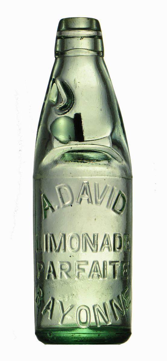 Codd bottle from FRANCE ADAVID LIMONADE PARFAITE BAYONNE - küchentisch mit stühle