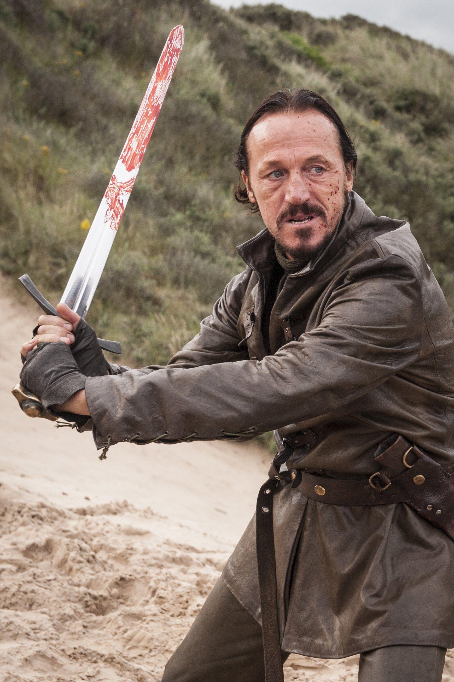 Jerome Flynn as Bronn (season 5, episode 4 Sons of the