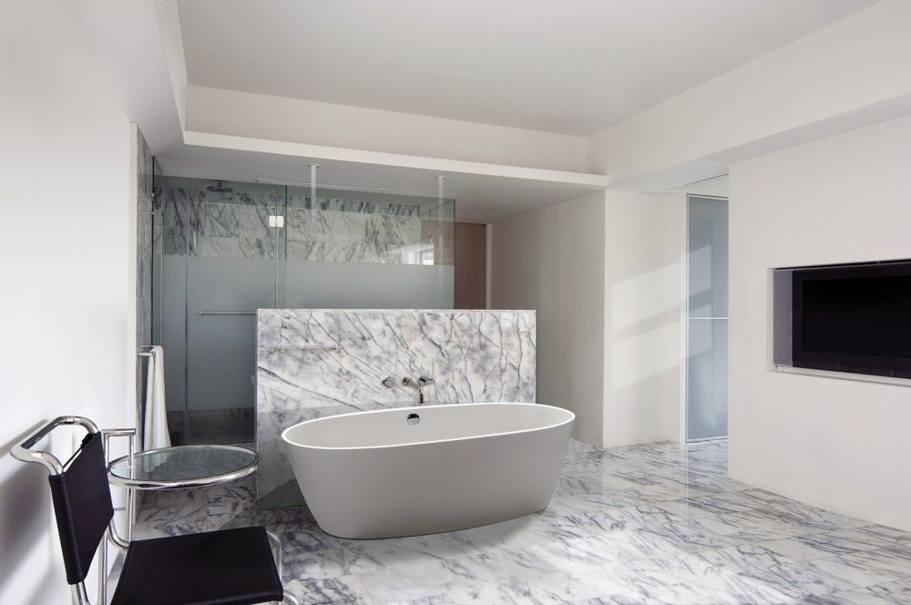 free standing tubs showrooms denver | Elena Freestanding Bathtub ...
