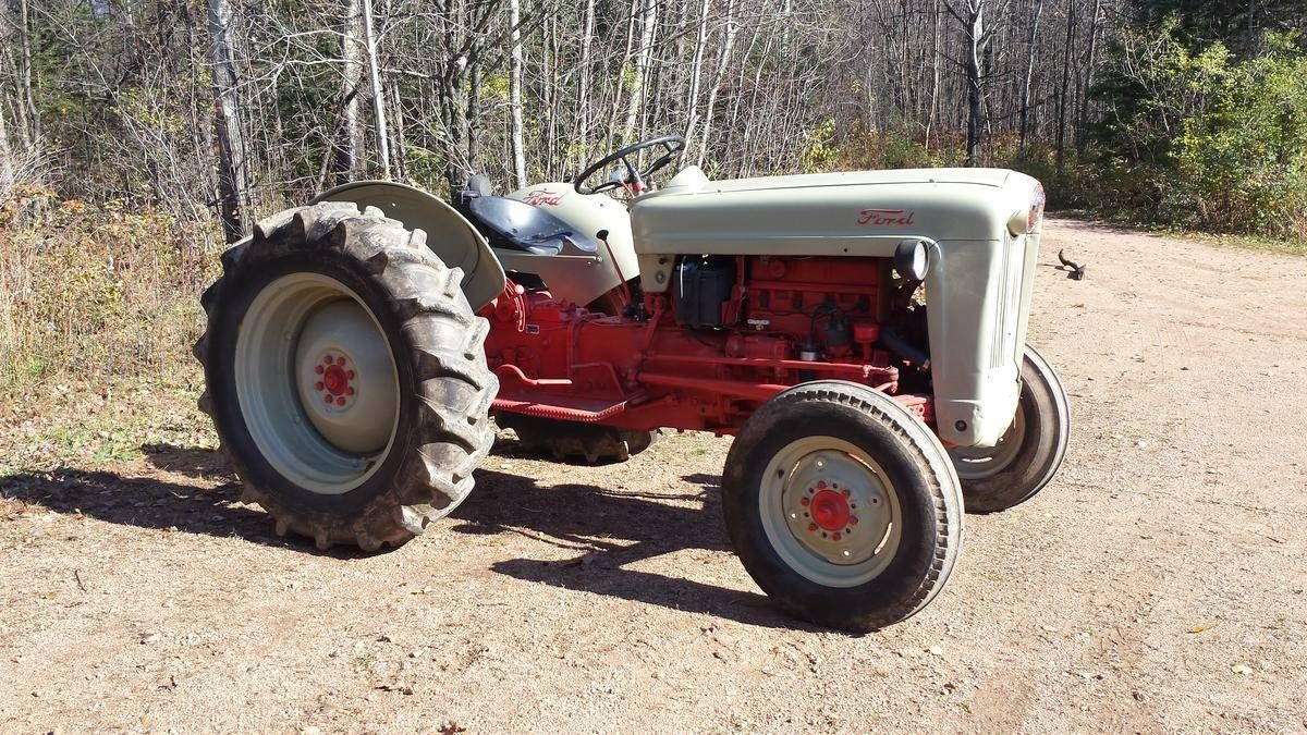 1953 Ford Jubilee For Sale Jubilee Ford Ford Tractors
