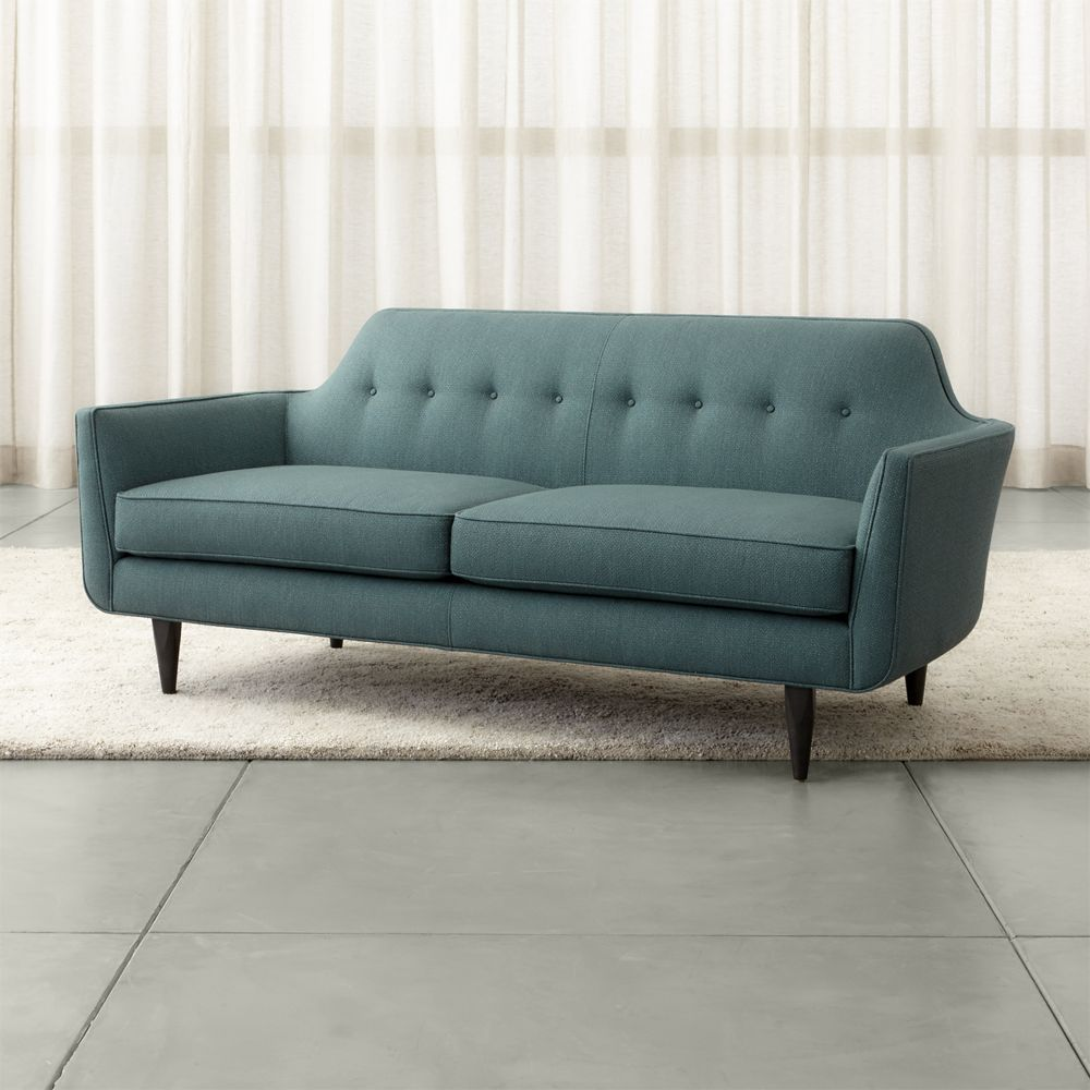 Gia Apartment Sofa Crate And Barrel