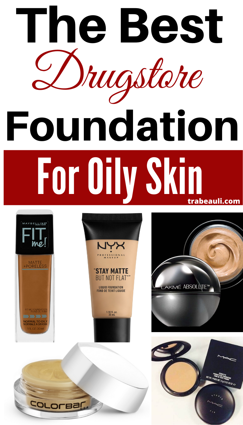 15 Best Drugstore Foundation For All Types Of Skin In